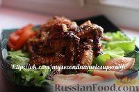 Фото к рецепту: Куриные крылышки с кунжутом
