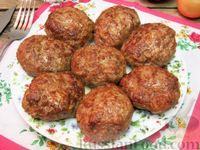 Фото к рецепту: Мясные котлеты с копчёным салом