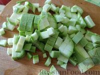 Пюре из цветной капусты и кабачка - рецепт пошаговый с фото
