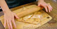 """Фото приготовления рецепта: Торт """"Наполеон"""" без выпечки - шаг №8"""