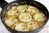 блюда из кабачков на гарнир