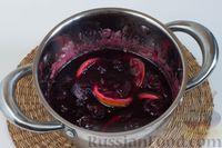Фото приготовления рецепта: Варенье из черешни с лимоном (на зиму) - шаг №5