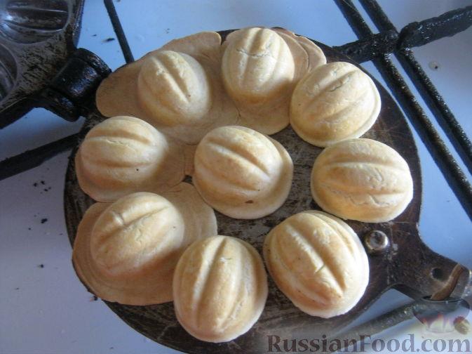 Рецепт для орешков тесто