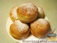 Фото к рецепту: Классические пончики