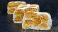 Фото к рецепту: Торт без выпечки, из пряников, бананов и сметаны
