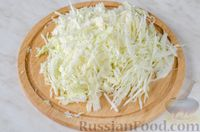 Фото приготовления рецепта: Овощной салат с яблоком, брынзой и маслинами - шаг №2