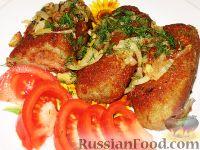 Фото к рецепту: Колдуны с фасолью