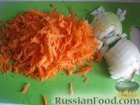 Фото приготовления рецепта: Суп с фрикадельками и рисом - шаг №9