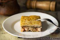 Фото к рецепту: Греческая мусака