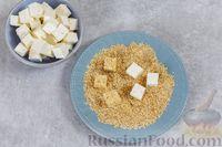 Салат с жареным перцем и сыром Фета - рецепт пошаговый с фото