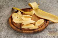 Фото приготовления рецепта: Бананово-кофейный смузи с творожно-кокосовыми шариками - шаг №2