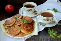 Фото к рецепту: Жареные яблоки в тесте, или Яблочные