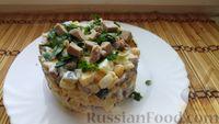 Фото к рецепту: Салат «Язычок»