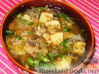 Фото к рецепту: Китайский рыбный суп