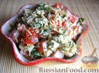 Очень простые но вкусные салаты