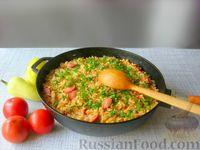 Фото приготовления рецепта: Джамбалайя - шаг №12