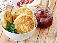 Фото к рецепту: Нежнейшие сырники