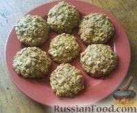 Фото к рецепту: Печенье овсяное