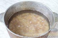 "Фото приготовления рецепта: Каша ""Дружба"" из риса, гречки и пшена, с лесными грибами - шаг №3"