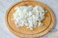 "Фото приготовления рецепта: Каша ""Дружба"" из риса, гречки и пшена, с лесными грибами - шаг №5"