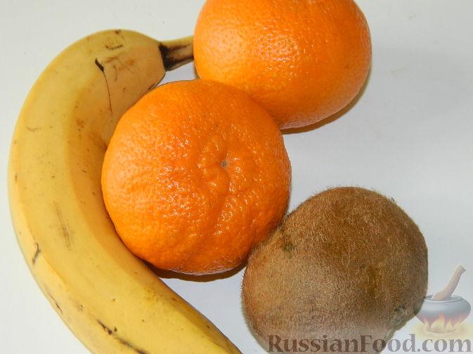 Рецепты фруктовых салатов для детей: Маленьким 35