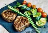 Фото к рецепту: Идеальный стейк из говядины в домашних условиях