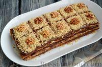 Фото к рецепту: Ореховый торт без муки