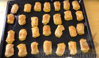 Фото приготовления рецепта: Ленивые пирожки на картофельном отваре - шаг №15