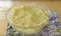 Фото приготовления рецепта: Ленивые пирожки на картофельном отваре - шаг №4