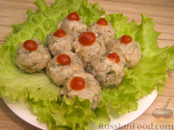 рецепты грибные с фото