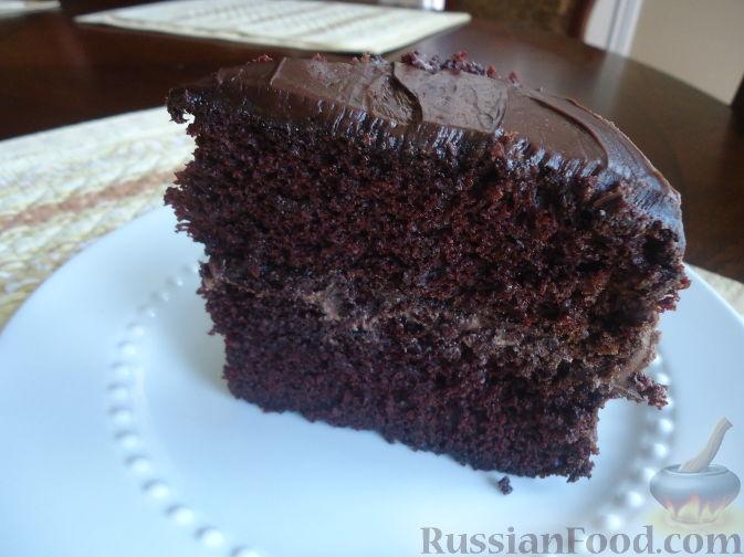 Из печенья и шоколада торт рецепт пошагово