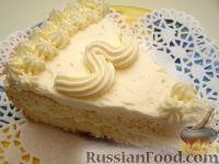 масляный бисквит для торта рецепт с фото