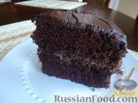 как приготовить шоколадный торт простои пошагово с фото