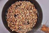 Фото приготовления рецепта: Слойки с варёной сгущёнкой и грецкими орехами - шаг №3