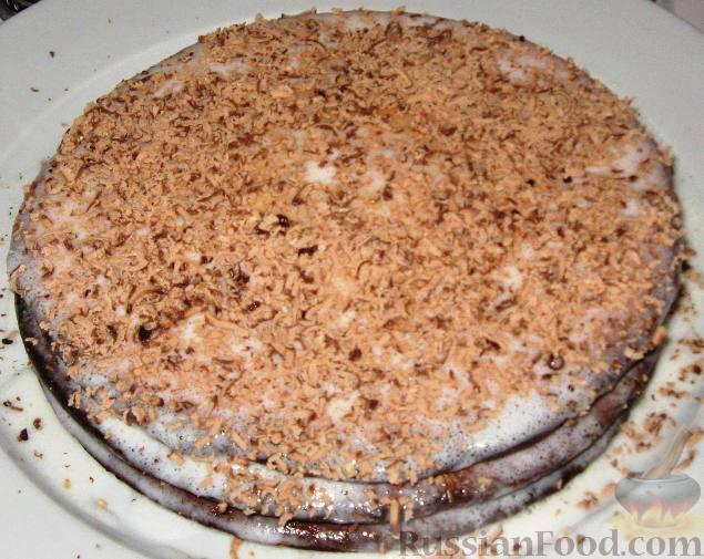 Торт если пропадает кефир