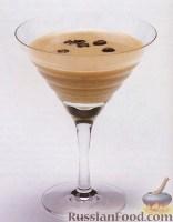 Фото к рецепту: Коктейль «Кофе и вермут»