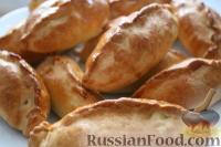 Фото к рецепту: Ароматные пирожки