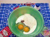 Фото приготовления рецепта: Жареная рыба в кляре на кефире - шаг №5