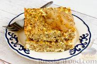 Фото к рецепту: Сладкий крупеник из гречки