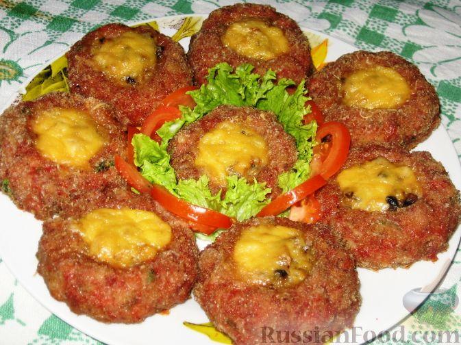 Блюда из фарша и грибов рецепты