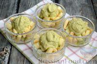 Фото приготовления рецепта: Фруктовый салат с заправкой из авокадо и йогурта - шаг №12