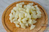 Фото приготовления рецепта: Овoщнoe paгу cо свининой - шаг №4