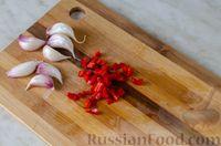 Фото приготовления рецепта: Овoщнoe paгу cо свининой - шаг №6
