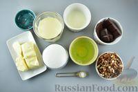 """Фото приготовления рецепта: Торт """"Графские развалины"""" из безе и масляного крема - шаг №1"""