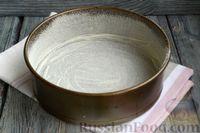Фото приготовления рецепта: Творожная запеканка без сахара и муки - шаг №8