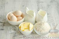 Фото приготовления рецепта: Профитроли со сливочно-творожным кремом - шаг №1