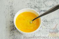 Фото приготовления рецепта: Профитроли со сливочно-творожным кремом - шаг №8