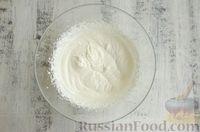 Фото приготовления рецепта: Профитроли со сливочно-творожным кремом - шаг №14