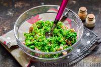 Фото приготовления рецепта: Тефтели в сливочно-томатном соусе - шаг №4