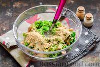 Фото приготовления рецепта: Тефтели в сливочно-томатном соусе - шаг №5